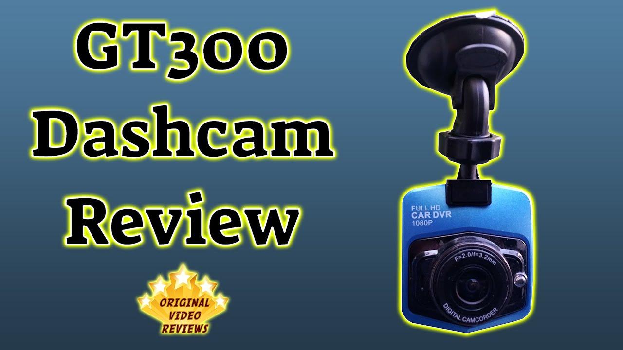 Item review - Novatek car camera (GT300) - YouTube