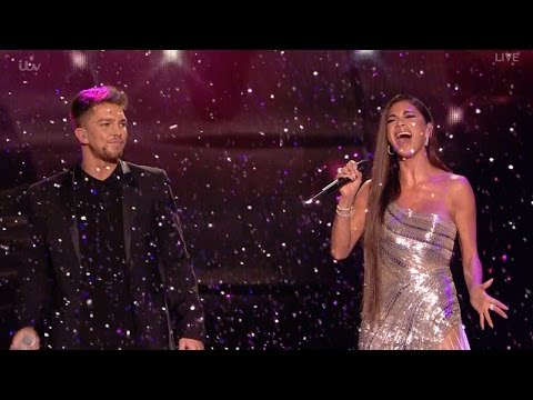 Nicole Scherzinger  Purple Rain ft. Matt Terry  Live The Final   X Factor UK 2016 HD