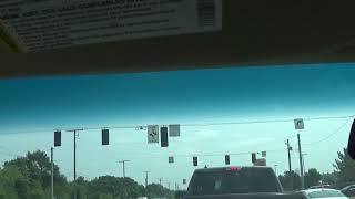 ANOTHER ANNOYING TRAFFIC LIGHT