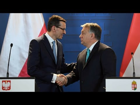 Poland and Hungary Stand United Against Brussels!!!