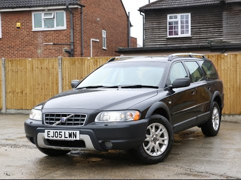 VOLVO XC70 2.4 D5 Turbo Diesel SE LUX AWD 4x4 4WD Geartronic Auto Sunroof EJ05LWN