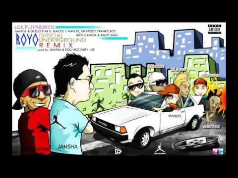 Jamsha & Guelo Star ft Maicol & Manuel, All Stars - Boyo (Remix)