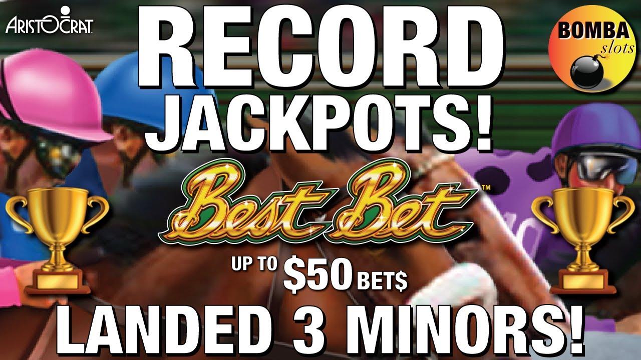My BIGGEST JACKPOTS EVER! on 🏆 Best Bet 🏆3 MINORS on 1 Slot Machine Lightning Cash + Catch Las Vegas