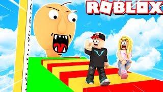 UCIEKAMY OD BALDIEGO! 😱 ROBLOX BALDI OBBY | Vito i Bella