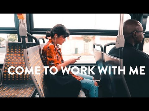 my full-time job in los angeles