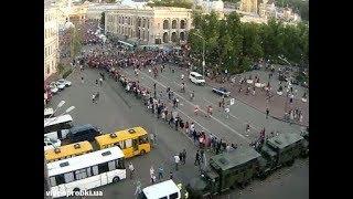 Kontraktova square, Kyiv [Live]