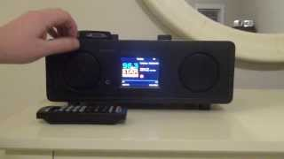 Grace Digital GDI IRC7500 Stereo Wi Fi Music System