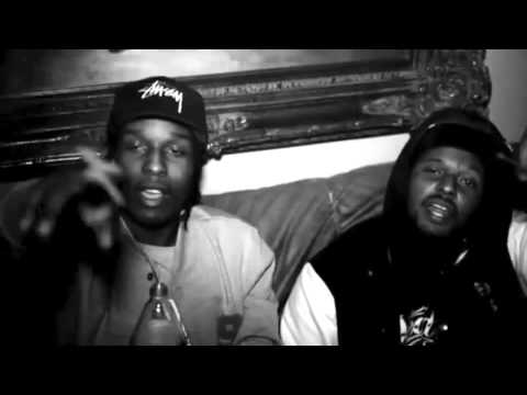 School Boy Q Hands on the Wheel Ft A$AP Rocky (Official Video)