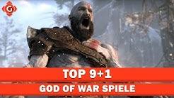 Die besten God-of-War-Spiele | Top 9+1