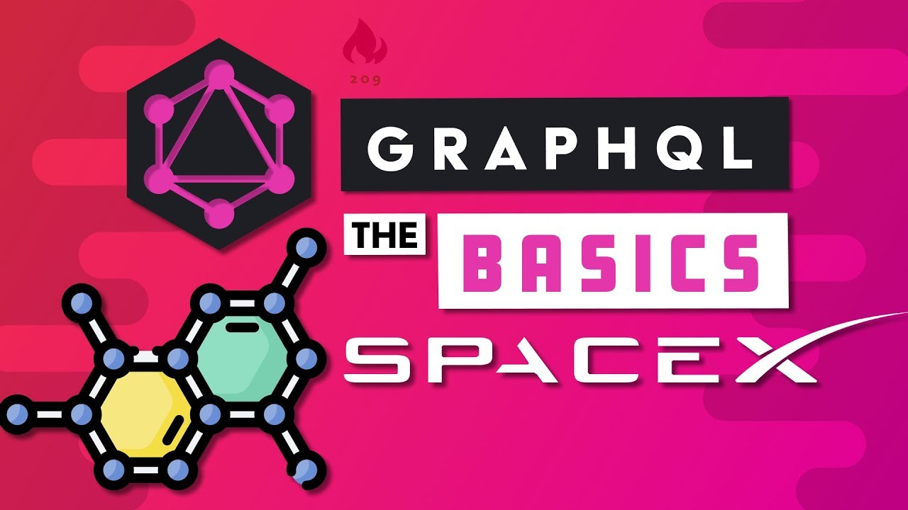 GraphQL Basics - Build an app with the SpaceX API
