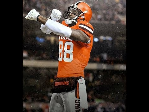 Madden 19 What If Dez Bryant Joined The Browns Browns Vs Steelers