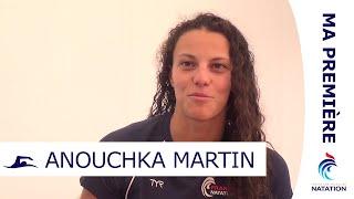 Anouchka Martin, nageuse de l