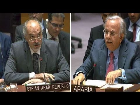 شاهد: مشادة قوية بين السفيرين السوري والسعودي بسبب جمال خاشقجي  - نشر قبل 58 دقيقة