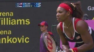 S. Williams (USA) v Jankovic (SRB) Women