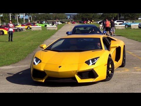 World S Best Supercars Lamborghini Aventador Vs Ferrari Enzo Bugatti Supercar Compilation