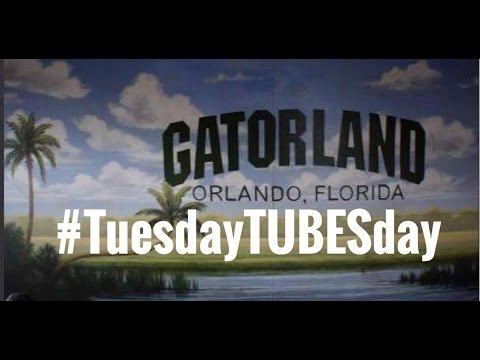 #TuesdayTUBESday Number 22! Forest, Gators, and a Hurricane? (WORLD OF MICAH)