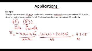 #6, Mathematical Properties of Arithmetic Mean