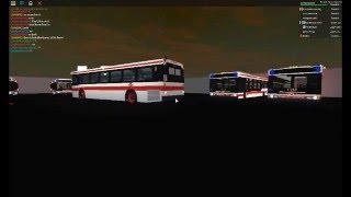 Bus ROBLOX : Stationnement #9411 tTC au garage Arrow Road