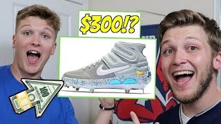 BUYING $300 CUSTOM CLEATS IF HE PASSES THIS BASEBALL QUIZ!?