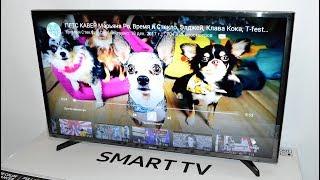 SAMSUNG UE40J5200 видео обзор Интернет магазина