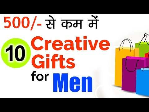 Creative Gifts For Men
