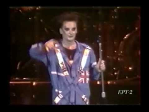 Time - Culture Club - Rock in Athens 1985
