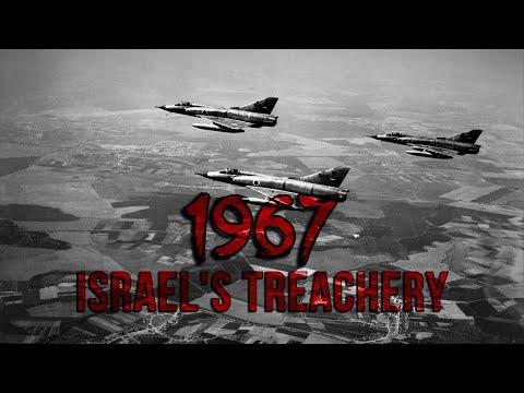 Sam Adams - Israel's Treachery In The Six Day War Of 1967