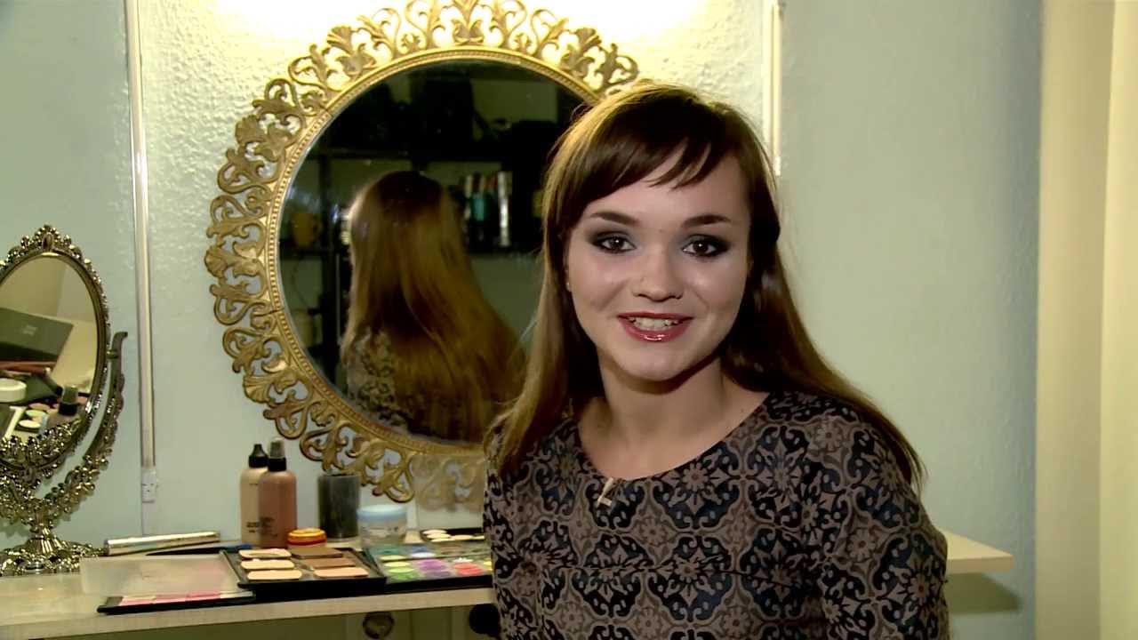 макияж для круглого лица фото инструкция