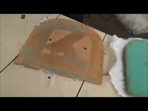 How To Replace or Upgrade Chair Seat Foam