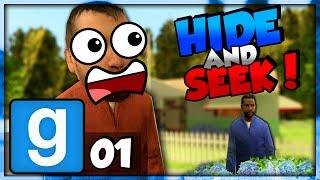 HLEDEJ! (GMod Hide and Seek) #1