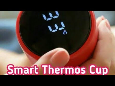 Smart Thermos Cup