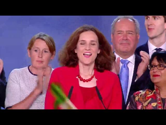 Iranian Grand Gathering 2017 - Theresa Villiers