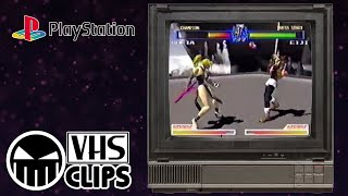 PSX VHS Archive - 052 - Battle Arena Toshinden 2