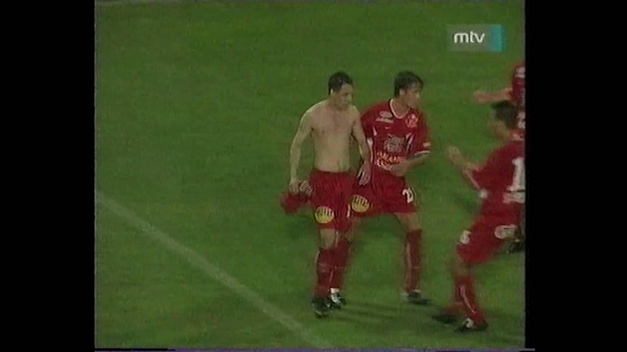 Debrecen-Haladás | 3-0 | 2003. 08. 01 | MLSZ TV Archív