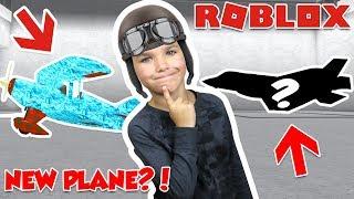 NEW PLANE in ROBLOX VEHICLE SIMULATOR?!!! | DRAG RACES | CAR STUNTS