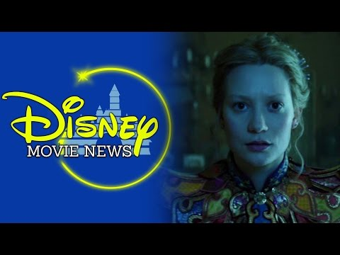 New Alice Clips, Shanghai's Movie Based Pirates of the Caribbean and More! - Disney Movie News 28