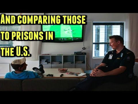 Top 10 NICEST PRISONS In The World