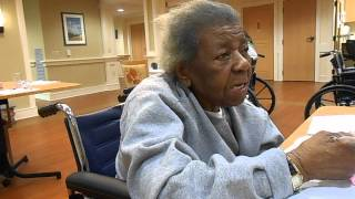 Aunt Mary Interview Part Ii St  Ignatius Nursing Home Philly 1 16 13