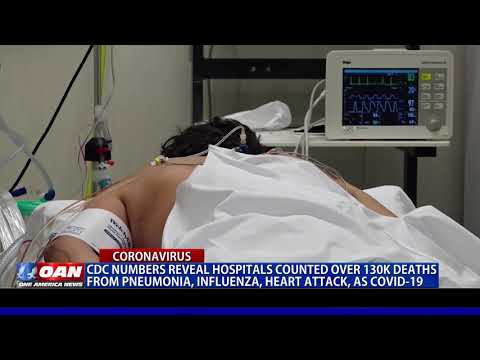 CDC Reveals Hospitals Counted Heart Attacks as COVID-19 Deaths