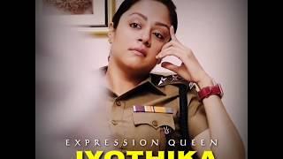 Expression Queen Jyothika | Stylish Thamizhachi