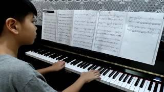 Jim ~ 林俊傑 (JJ Lin) 關鍵詞 (The Key) ~ (piano cover)