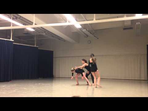 Modern dance composition