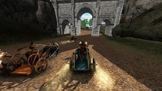 Chariot Wars Gameplay