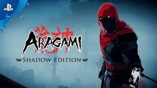Aragami Shadow Edition – Announcement Trailer   PS4