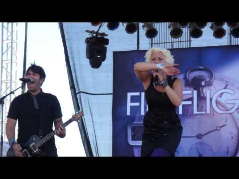 FIREFLIGHT LIVE: Desperate (Sonshine Festival 2010)
