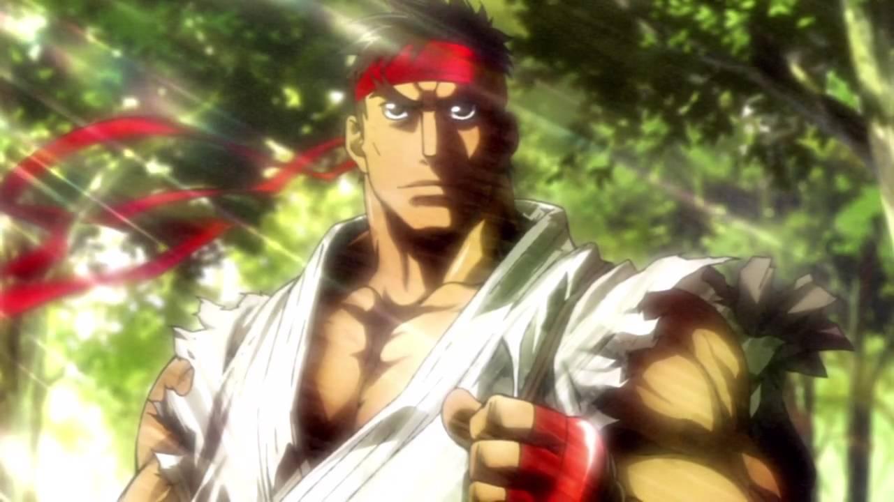 Super Street Fighter Iv Ryu Arcade