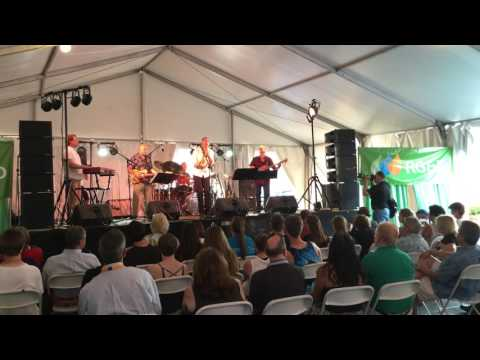 NY Rochester jazz festival 2016 - Bill Tiberio band with FORCEON system