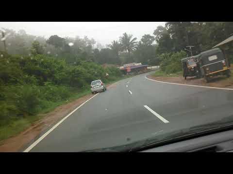 Madikeri weather/ Drive to Coorg/ Madikeri roads/