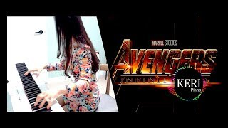 The Avengers Piano Cover Main Theme 어벤져스 OST 피아노 커버