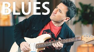 3 Awesome BLUES Solos... ....SUPER fun to play!!!
